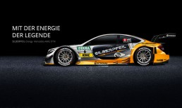 Silberpfeil Mercedes Benz AMG Team