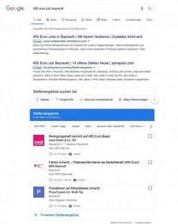 Google for Jobs Desktop